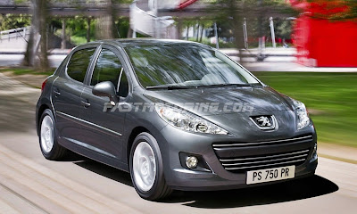 2010 Peugeot 207 Hatchback