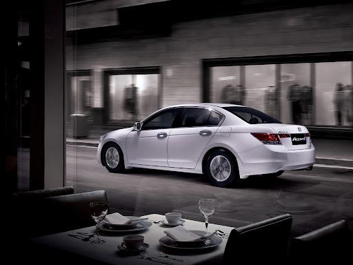 Honda Accord White Malaysia