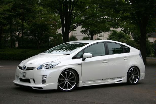Toyota Prius bodykit KenStyle front
