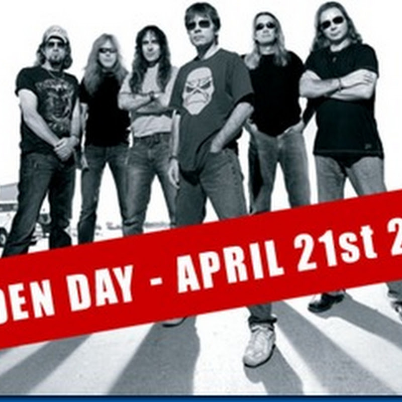 Maiden Day / El Día de Iron Maiden