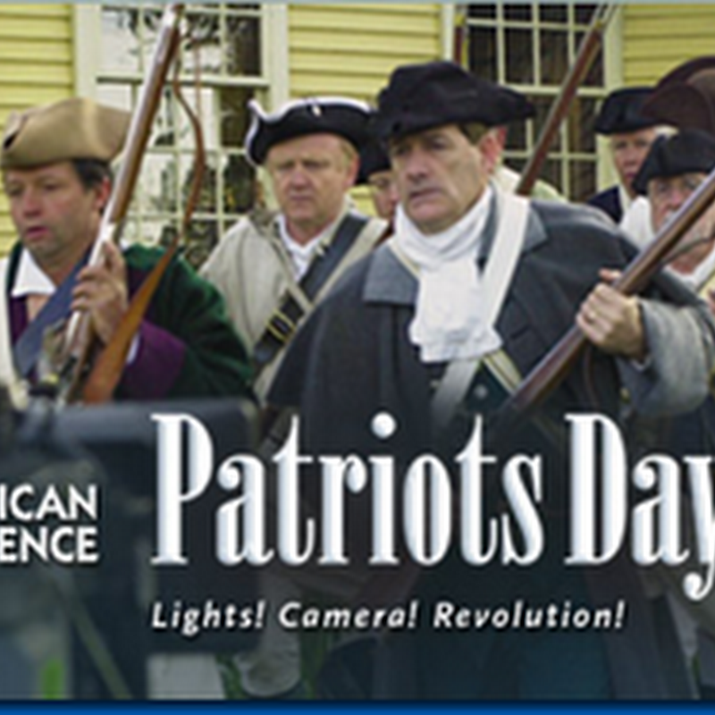 Patriots' Day (en USA)