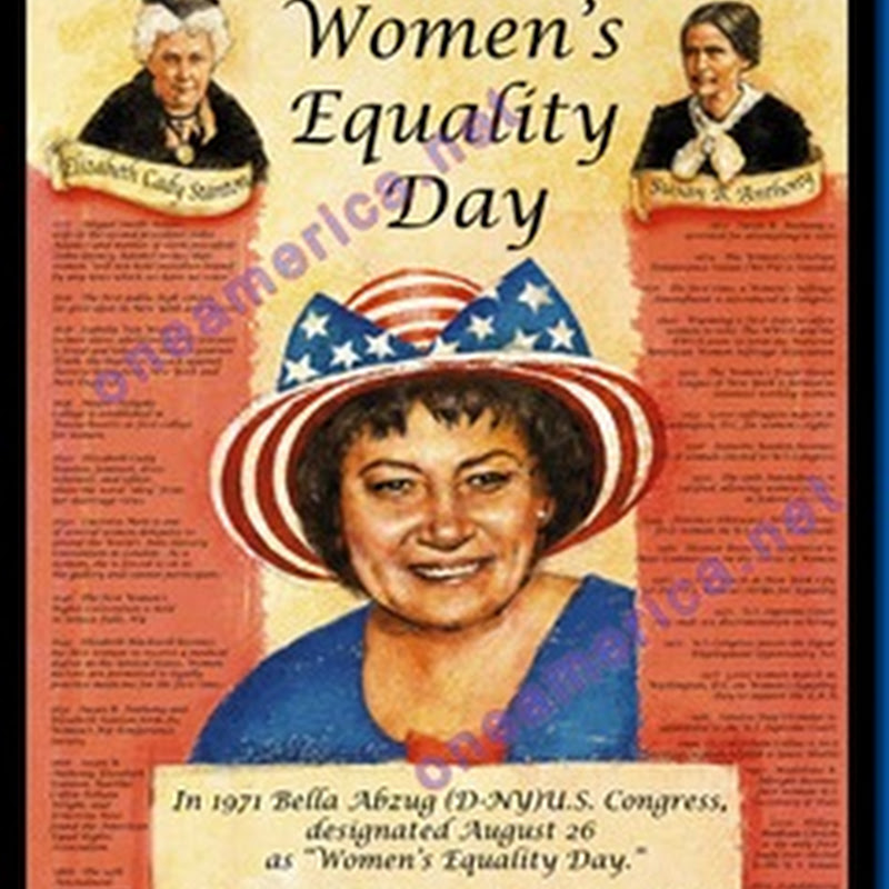 Women's Equality Day (en USA)