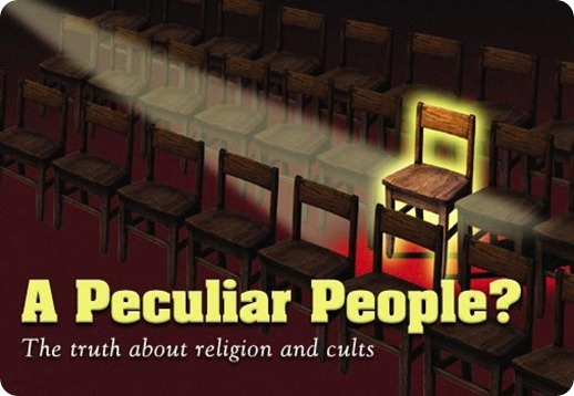 peculiar people day