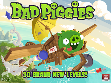 Bad Piggies Screenshot 1