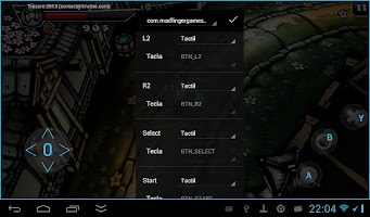 Screenshot of Tincore Keymapper