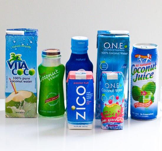 Coconut Water Review. HHL Blind Taste-Test.