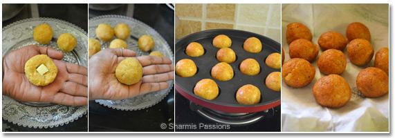 Paneer stuffed Cauliflower Kofta Recipe