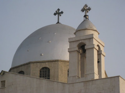 Church in Damascus Syria