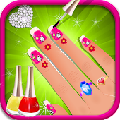 Nail Art Dress Up Salon 2