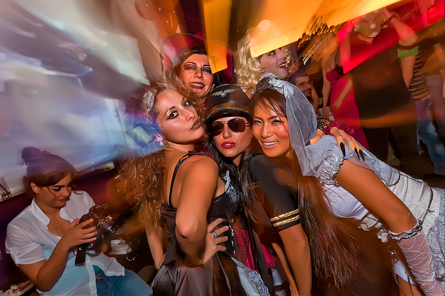 Dance - Night Life - Salsa - Dubai by Das Simpson - Public Holidays Halloween ( dance - night life - salsa - dubai )