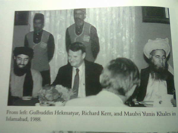 Now designated as a Global terrorist, USA then supporting & funding Afghan warlords like Gulbuddin Hekmatyar during it efforts to drive USSR [now Russia] out of Afghanistan, through it Pakistani intemediaries