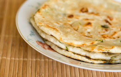photo of scallion pancakes