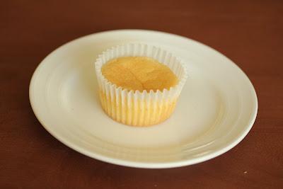 photo of one mini cake
