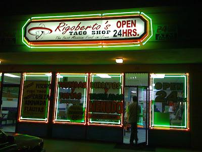 Rigoberto's Taco Shop