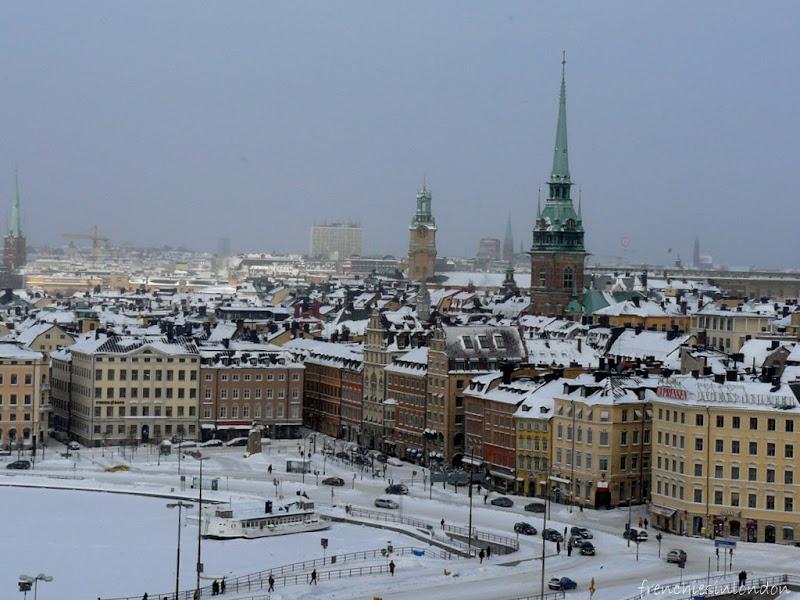 Week end à Stockhlom en hiver ; une capitale du Nord très agréable 1