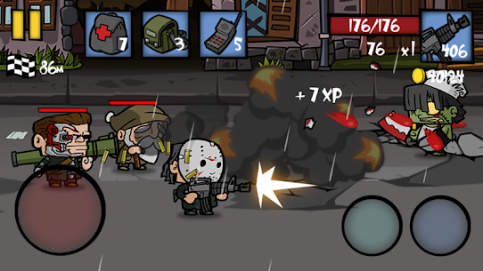 Zombie Age 2: The Last Stand Mod 1.2.6 Apk [Unlimited Money/Ammo] 6