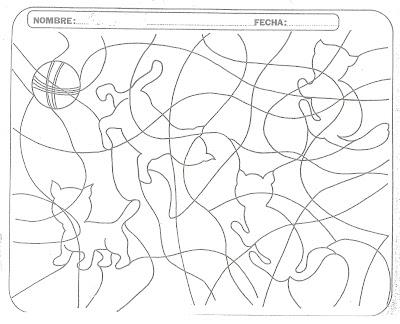 Colorear Y Encontrar Dibujo Oculto