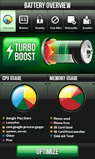 Droid Optimize - Battery Saver- screenshot thumbnail