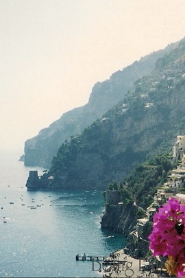 9 - BeingRuby - Positano - a