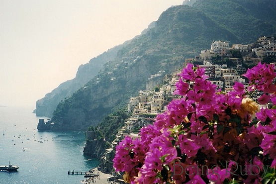 7 - Beingruby - Positano - a