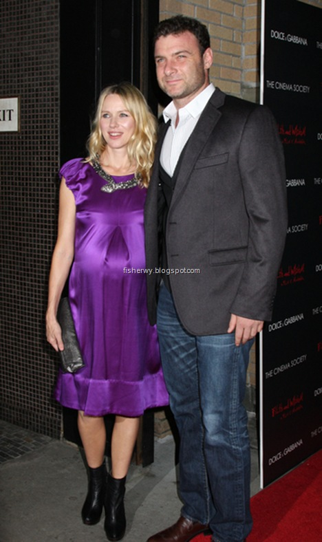 Naomi Watts Liev Schreiber's Second Son Born
