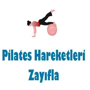 Pilates Hareketleri Zayıfla for Android