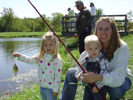 Burr Oak Woods Conservation Nature Center In Missouri