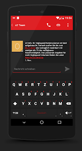 Xen Red CM11 Theme v1.0