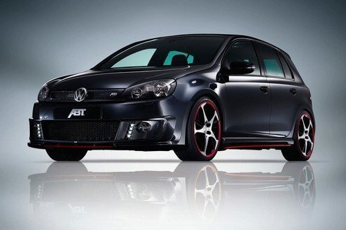 ABT Sportsline has presented Volkswagen Golf R