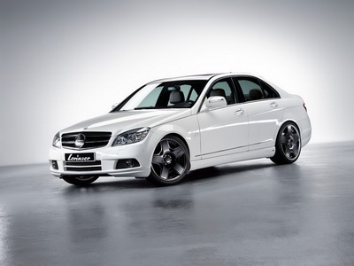 Studio Lorinser has made Mercedes C 63 AMG 500-strong
