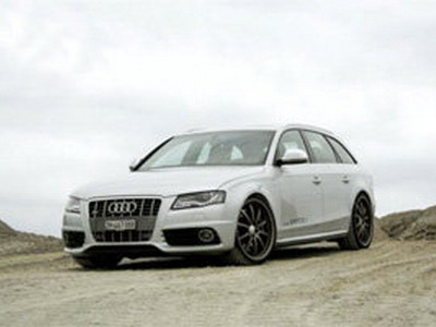 Tuning studio Sportec has finished versatile person Audi S4