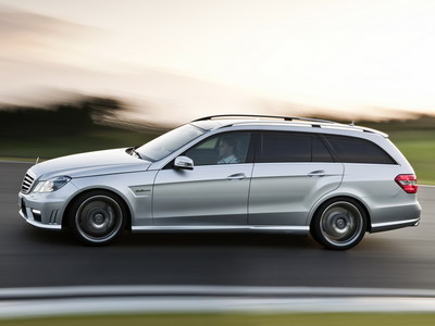 Mercedes-Benz has designated price E63 AMG Estate