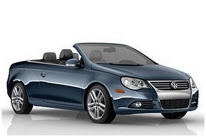 Restyling Volkswagen Eos in a year the debut waits