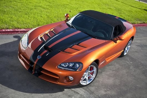 Dodge has made final versions Viper SRT 10