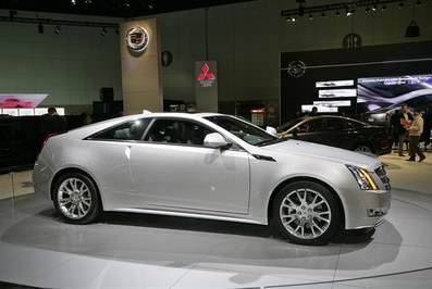 Cadillac has shown in Los Angeles youth CTS Coupe