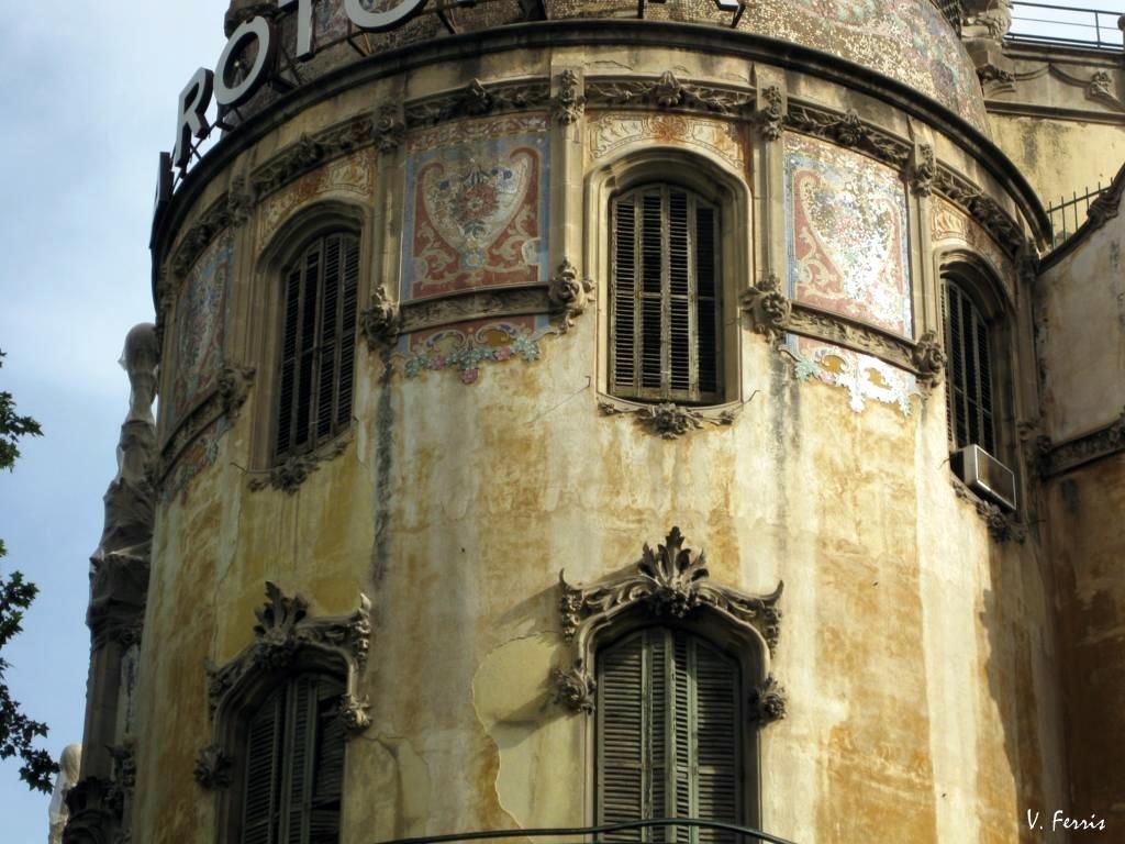 La Rotonda - Barcelona Modernista