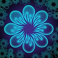 Neon Flower Live Wallpaper 1.1.1