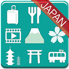 GOOD LUCK TRIP JAPAN App – For Japan Travel icon