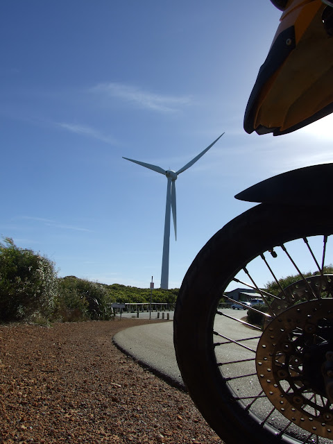 Wind farm - Albany