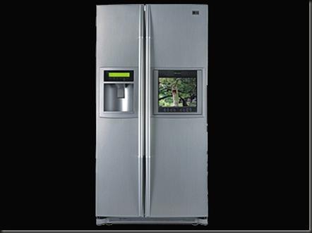 Indoelectronico Lg Side By Side Refrigerator Gr G287stw