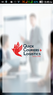 Quick Couriers & Logistics- screenshot thumbnail