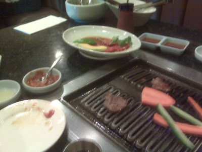 grilling japanese bbq
