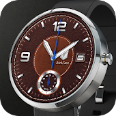 Leather Watch Face