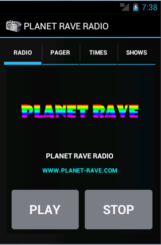 Planet Rave Tuner