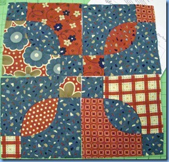 0609 Sherry - Curved Piecing