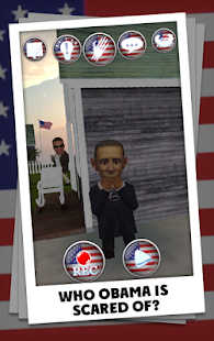 Talking Obama 2 - screenshot thumbnail