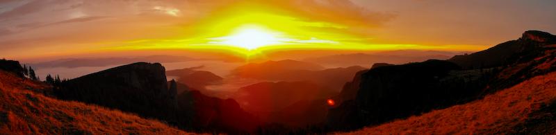 răsăritul soarelui pierde în greutate