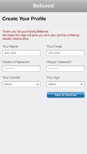 玩免費生活APP|下載Beloved App app不用錢|硬是要APP