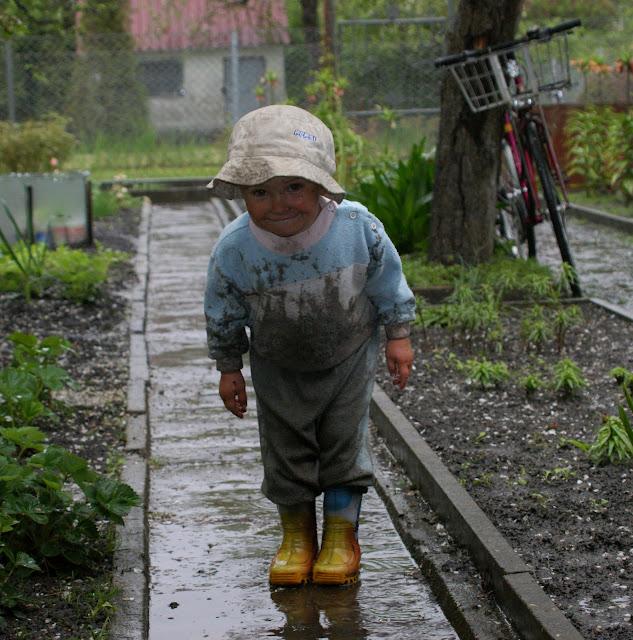 Deszczowa przygoda Magnusa