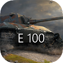 E 100 Live Wallpaper WOT icon